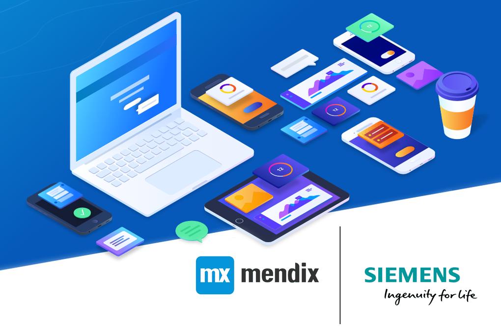 Low code vývoj aplikací v Mendixu